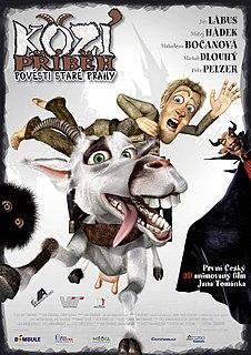 <i>Goat Story</i> Czech movie 2008 film by Jan Tománek