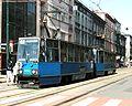 Krakow, tram Konstal n°486.JPG