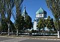 Kremenchuk-2017 Makarenka Str. 107 Dormition Church 02 (YDS 8216).jpg