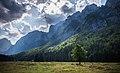 Krma valley in the Julian Alps.jpg