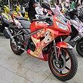 Kymco Oreimo itansha 20110522a.jpg