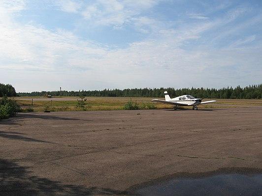 Kymi Airfield
