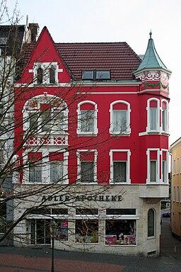 Wilhelmstraße in Lüdenscheid