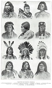 Natives of North America.