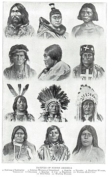 Population history of indigenous peoples of the Americas - Wikipedia, the free encyclopedia