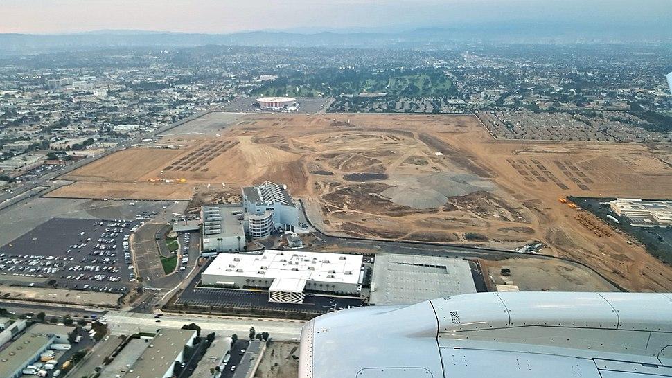 LA Inglewood Rams Future Location