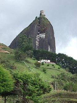 La Piedra Guatape Colombia Fuji 222.jpg
