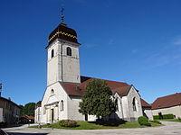 La Rivière-Drugeon - église.JPG