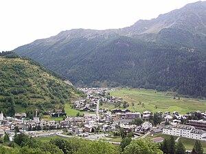 La Thuile, Aosta Valley - La Thuile