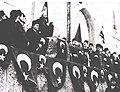 La déclaration de la Guerre Sainte à Konstantinyé en novembre 1914- Photo.jpg