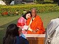 La regina madre del Bhutan con Rinpoche.jpg