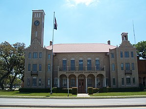 Hendry County Courthouse