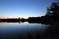 Lac Vert Heure Bleue.JPG