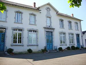 Lacarry-Arhan-Charritte-de-Haut - The town hall of Lacarry-Arhan-Charitte-de-Haut
