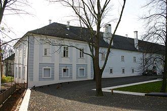 Lackenbach - Image: Lackenbach Schlossansicht von Osten