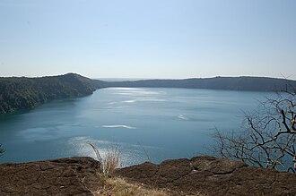 Lake Chala - Image: Lake Chala