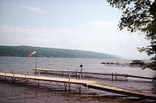 Lake Keuka, from northwestern shore of Eastport arm.jpg