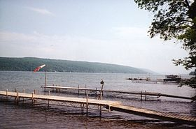 Image illustrative de l'article Lac Keuka