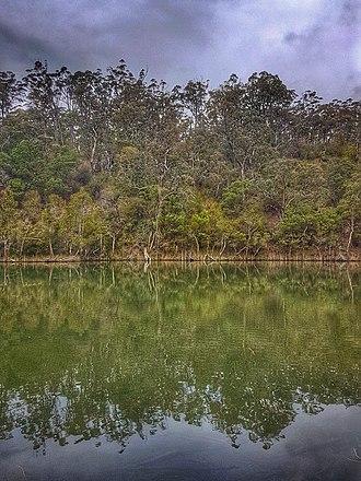 Gippsland Lakes - Lake Tyers, Gippsland Lakes, Victoria, Australia