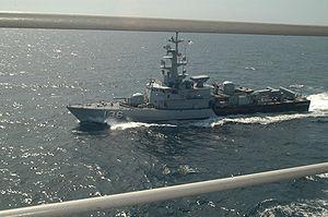 Laksamana-class corvette - Wikipedia