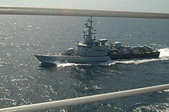Laksamana-class corvette - Image: Laksamana Tun Amin