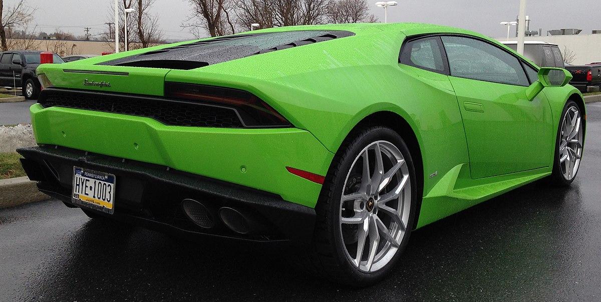 Lamborghini Hurac 225 N Wikipedie