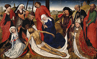 La Lamentation du Christ