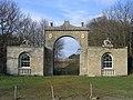 Langley Hall gatehouse - geograph.org.uk - 148196.jpg