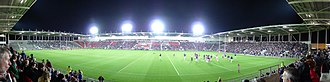 Totally Wicked Stadium - Image: Langtree Park