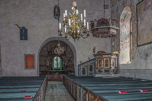 Lannaskede gamla kyrka - Wikiwand