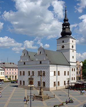 Lanškroun - Town Hall