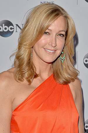 Lara Spencer - Image: Lara Spencer May 2014