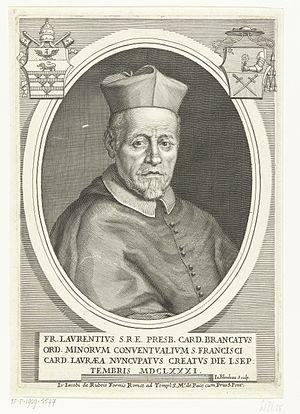 Francesco Lorenzo Brancati di Lauria - Lorenzo Brancati di Lauria (1681)