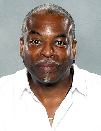 LeVar Burton - Burton at the July 2017 Florida Supercon