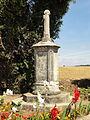 Le Bellay-en-Vexin (95), Vierge sur la route de Bouconvillers (RD 188) 3.JPG