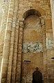 Le Bourg - Eglise - Reste du collatéral Nord.JPG