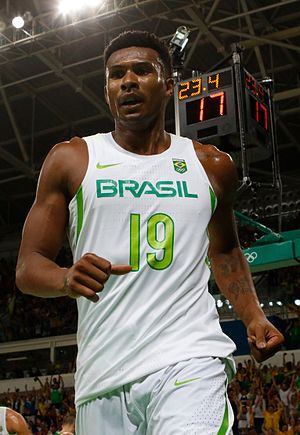 Leandro Barbosa - Barbosa at the 2016 Olympics