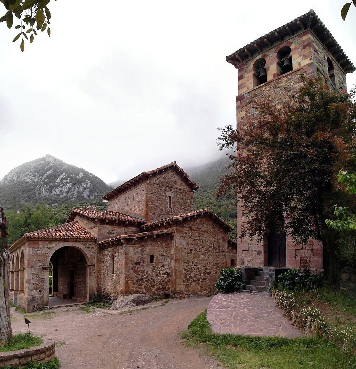 About: Iglesia De Santa María (Lebeña)