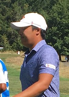 Lee Kyoung-hoon South Korean golfer