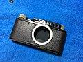 Leica II D aka Couplex rangefinder unit (32170340243).jpg