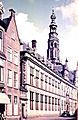 Leiden, stadhuis, 1960.jpg