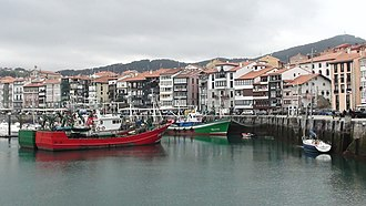 Lekeitio - Image: Lekeitio harbour