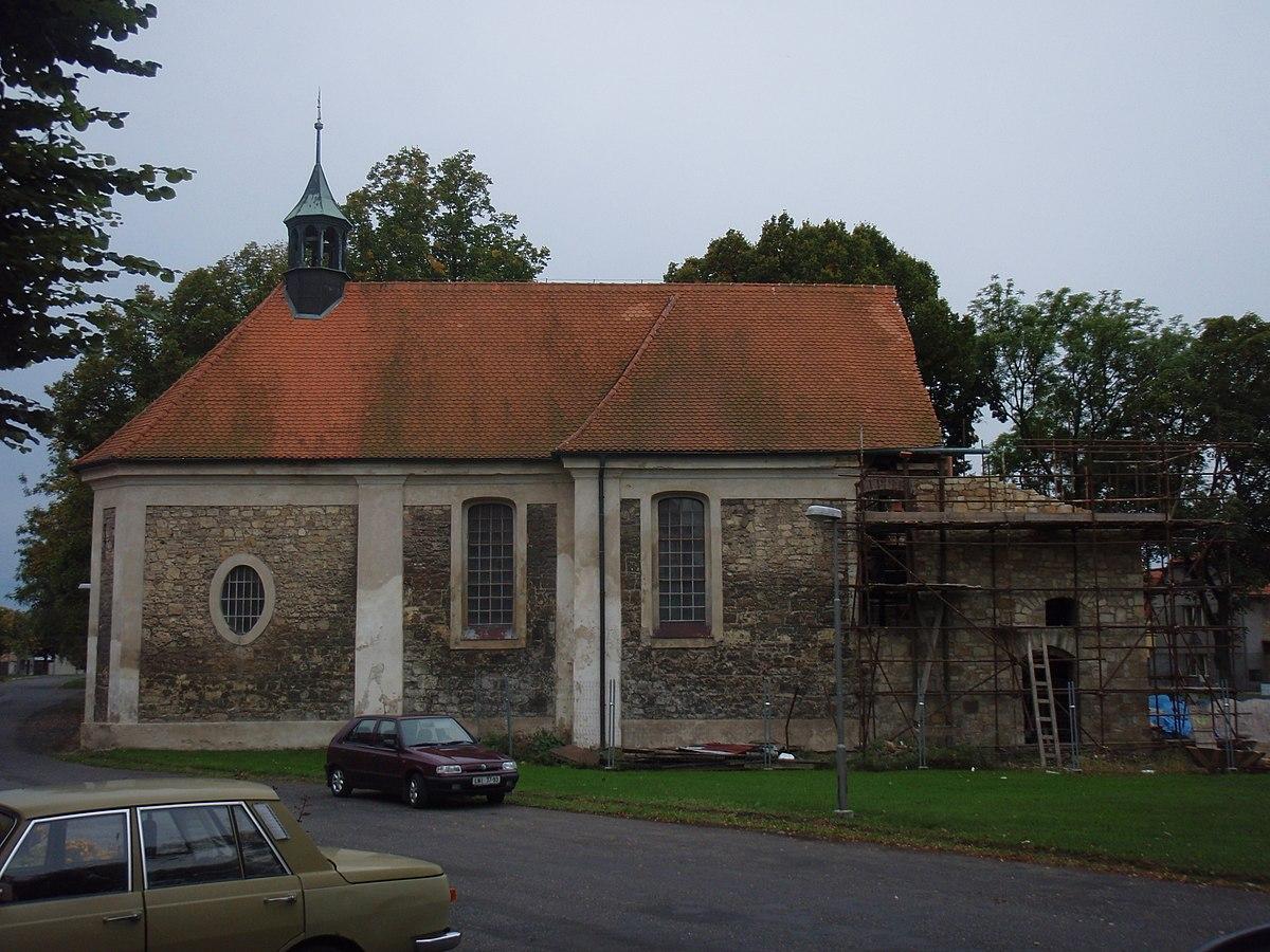 Vesnický kostel křesťanské datování