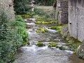 Lergue River in Pegairolles-de-l'Escalette 01.jpg