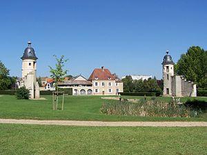 Les Clayes-sous-Bois - Chateau of Les Clayes-sous-Bois