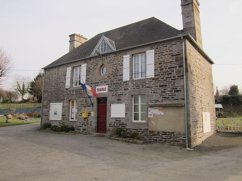 Mairie des Cresnays, Manche