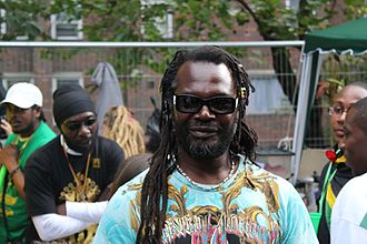 Levi Roots - Roots at the Notting Hill Carnival 2010
