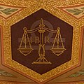 Libra Astrological Sign at the Wisconsin State Capitol.jpg