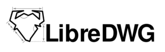 LibreDWG - Image: Libre DWG one line small head