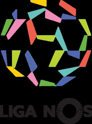 Primeira Liga - Image: Liga NOS logo
